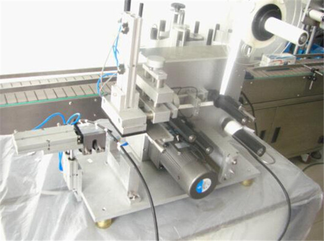Front look at the electrical wire cable labeller