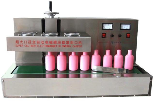 The aluminum foil induction sealer