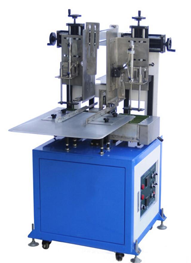 semi automatic hot melt glue box sealing machine