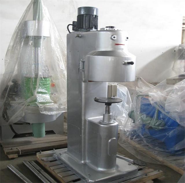 metal cans sealing machines milk powder sealer