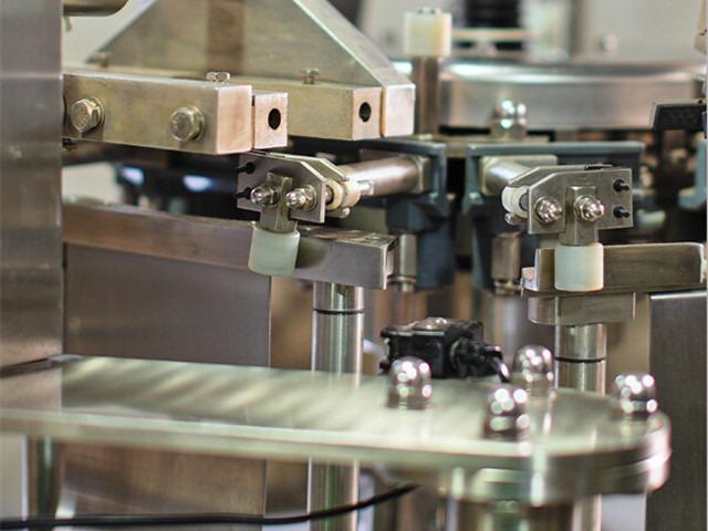 Machine details of coffee powder milk granules doypack packing machine