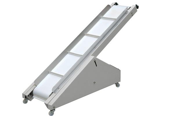 Finished product conveyor