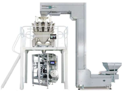 automatic vertical doypack packing machine