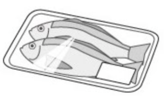 Example of stretch type wrapping