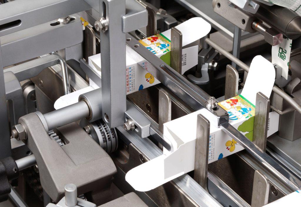 Steel type wheel of automatic hot melt glue cartoning machine