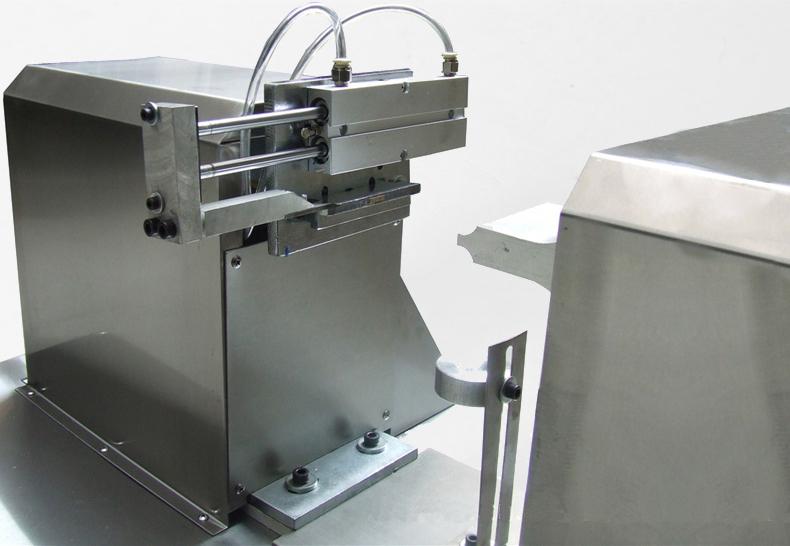 Close look of Ultrasonic tube sealer SBM-US125