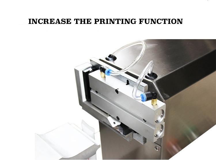 Details of ultrasonic tube sealing machine C