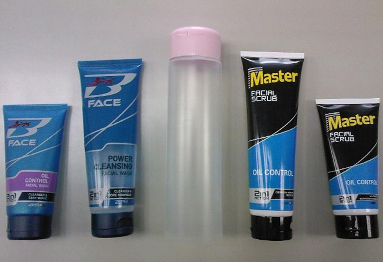Samples sealed by Ultrasonic tube sealer SBM-US125