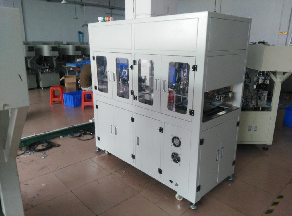 Fully-automatic coil winding machine model SBM-CWM80DM