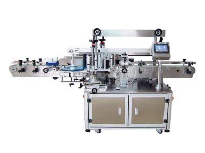 Fully automatic flat round bottle multifunctional labeling machine Model SBM-LM8200FR