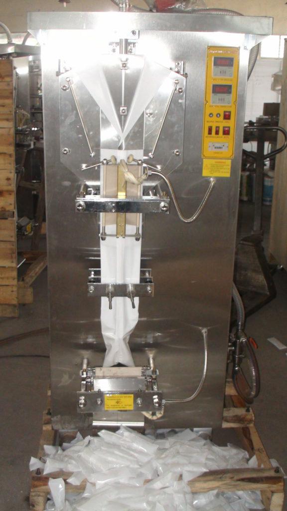 Overview of the vffs packaging machine SBM-VFFSL520