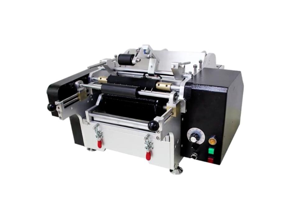 Semi-automatic cold glue labeling machine model SBM-LM200CG