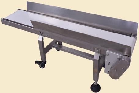 Finished product conveyor Device