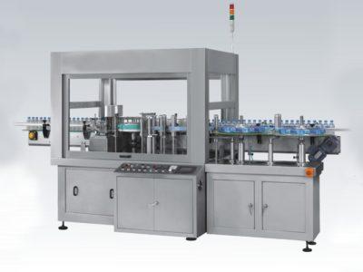 Automatic Linear Hot Melt Glue Labeling machine Model SBM-HMGL400_cover