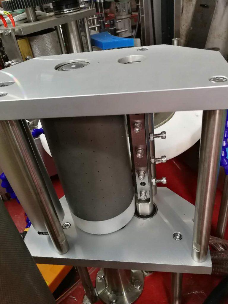 Details 3 about the hot melt glue labeler model SBM-HMGL400