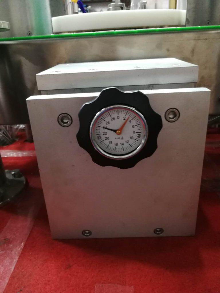 Details 4 about the hot melt glue labeler model SBM-HMGL400