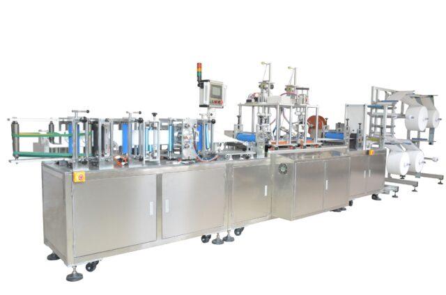 Automatic KN95 mask making machine