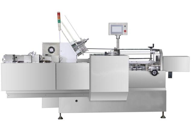 cartoning machine for sachet