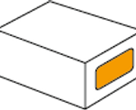 Side labeling of rectangular products
