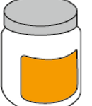 Side labeling of small, cylindrical products