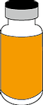Wrap-around labeling of small, cylindrical products
