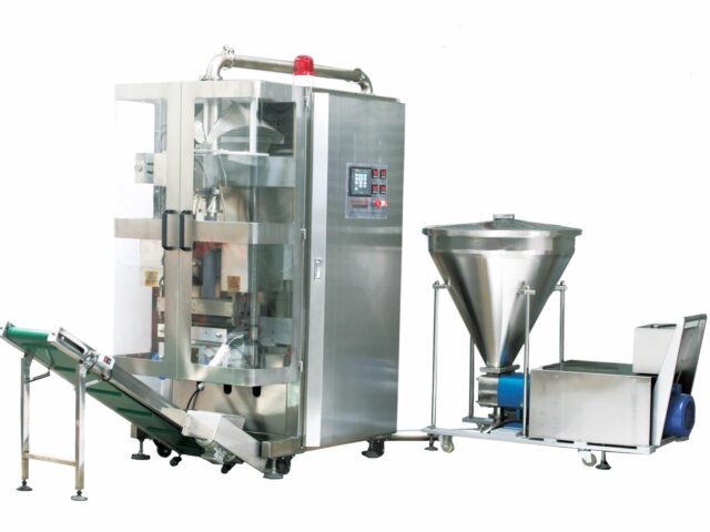 Automatic VFFS packaging machine for liquid