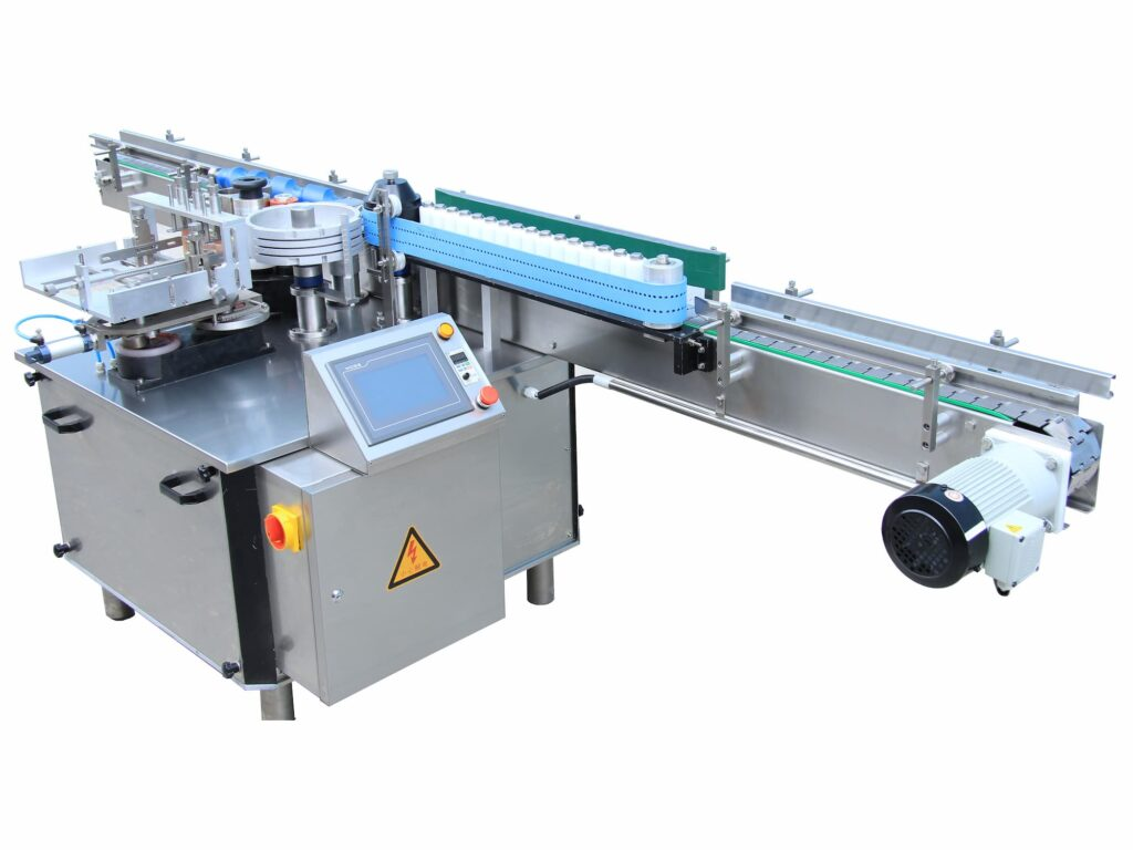 Automatic cold glue labeling machine_LM8021CG