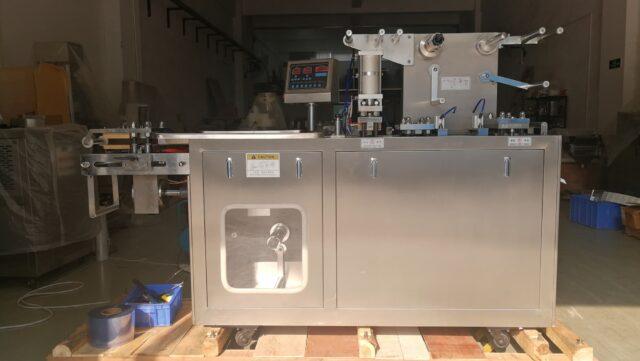 Details for SBM-DPP150 blister packaging machine