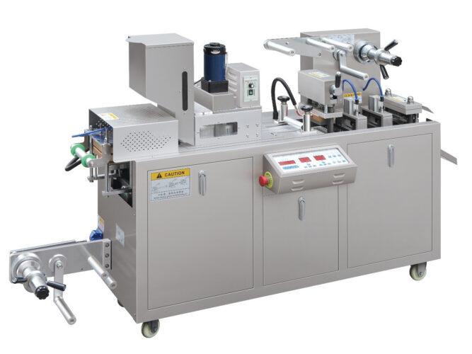 SBM-DPP80 Blister packaging machine