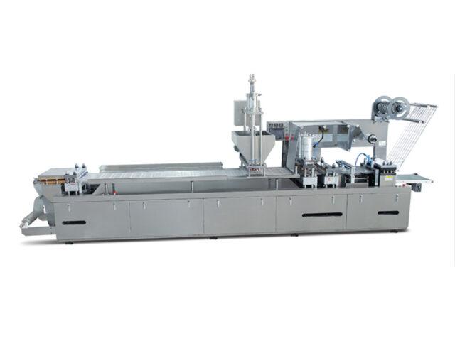 SBM-HFFS420L Plastic cup form fill seal machine